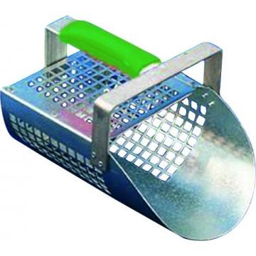 extracteur galvanisé pour la détection