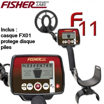FISHER F11 pack casque