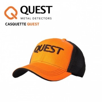 Casquette QUEST