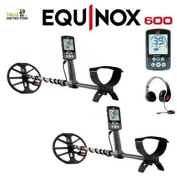 détecteur de métaux minelab equinox 600
