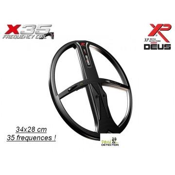 Disque DEUs X35 34x28 cm