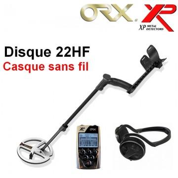 XP ORX 22 hf casque sans fil