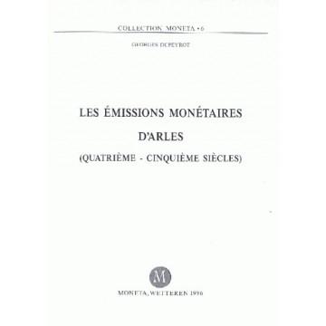 les emissions monetaires d'Arles