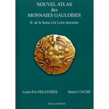 nouvel atlas des monnaies gauloises tome II