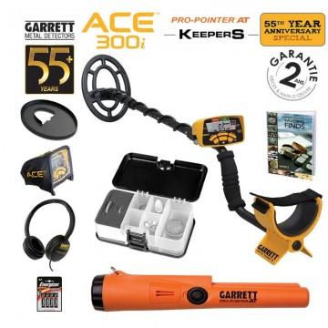 Garrett ACE 300i pack 55 th