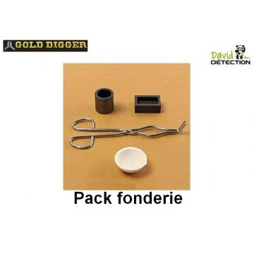 Kit fonderie orpaillage