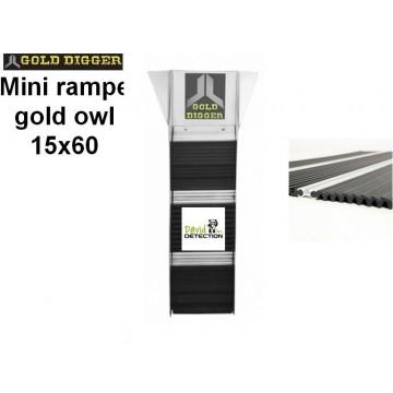 Mini rampe Gold Owl  -15x60cm