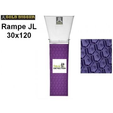 Grande rampe JL -30x120cm