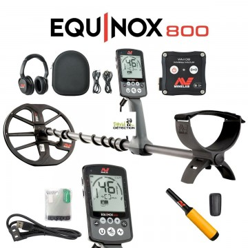 Pack EQUINOX 800 + Pro-find 35