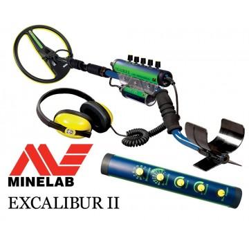 detecteur de metaux excalibur 1000