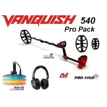 Vanquish 540 Pro-pack 2...