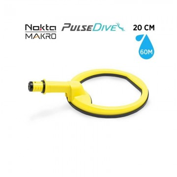 Sonde pulse dive jaune  20cm
