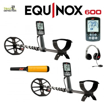 Pack EQUINOX 600 + Pro-find 35