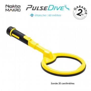 Nokta Makro pulse dive Jaune 20cm