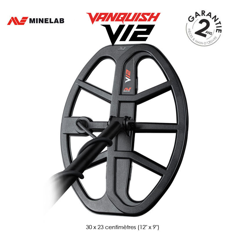Vanquish 540 minelab