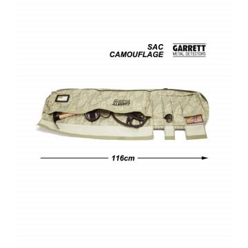 Housse de transport GARRETT camouflage