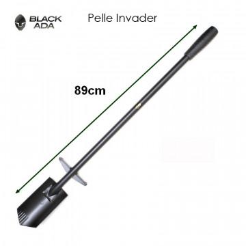 pelle INVADER 89cm black ada