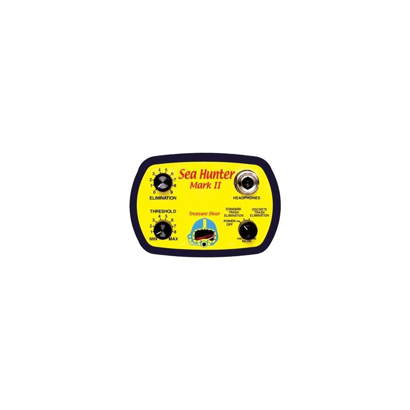 détecteur de metaux etanche