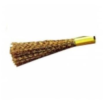 brosse laiton pour stylo grattoir