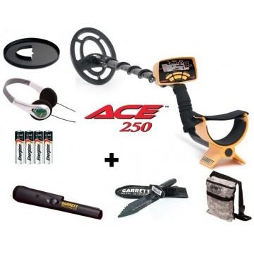 GARRETT ACE 250 pack pro